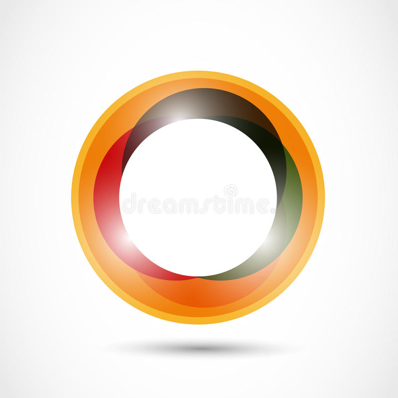 Download Bright colorful circle stock vector. Image of internet - 29902592