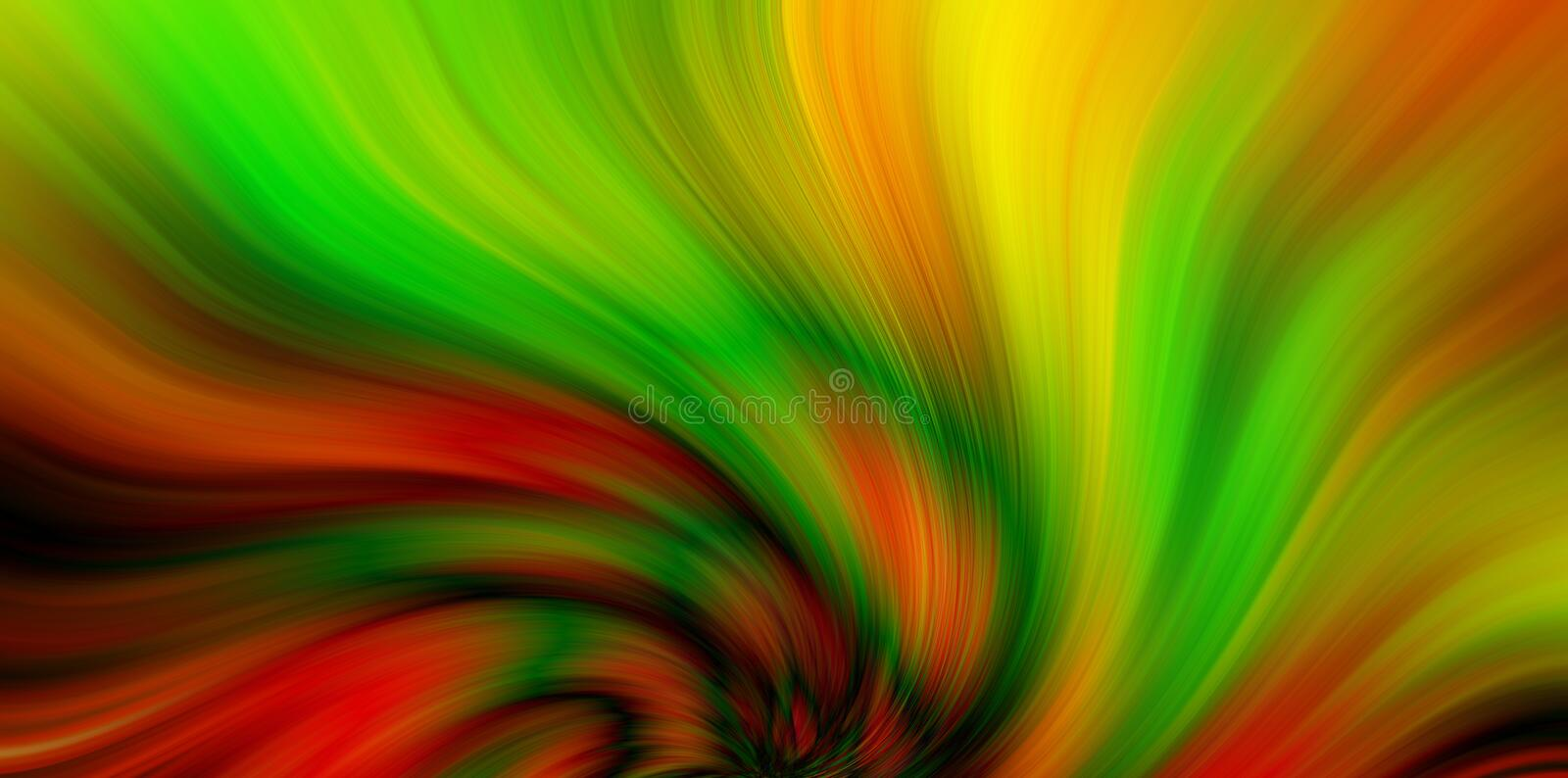 Bright Colorful Multicolored Background Royalty Free Stock Photos