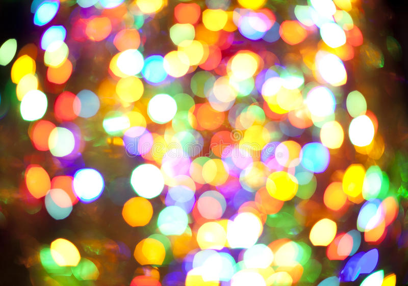 Bright colors of Christmas stock photos