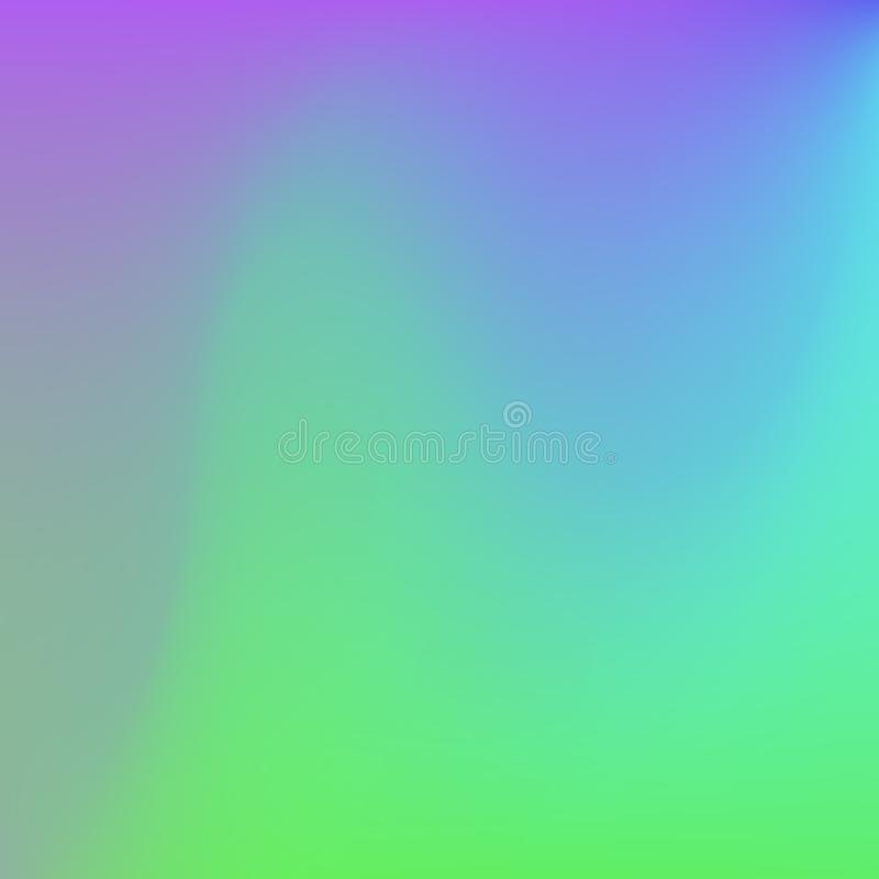 Bright colors gradient abstract soft background. Vector design. royalty free illustration