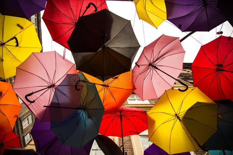 Bright, Colourful, Nylon stock photo