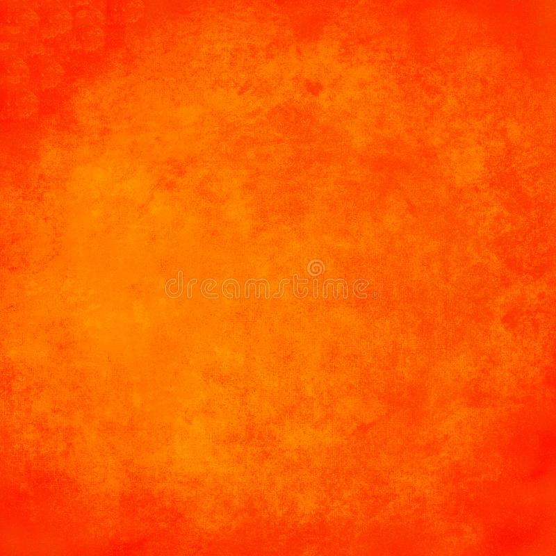 Bright orange background texture. Bright design orange background texture royalty free illustration