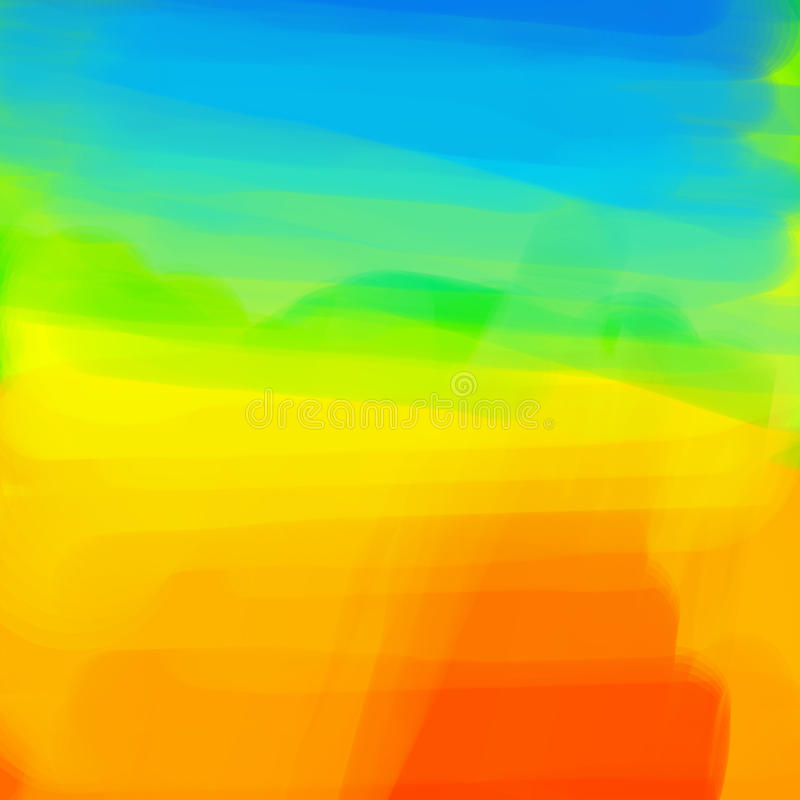 Download Bright Digital Painting Backround. Stock Illustration - Illustration: 24925891