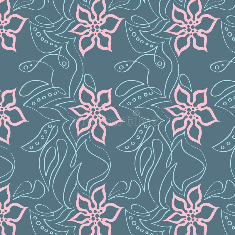 Download Bright Floral Pattern Royalty Free Stock Photos - Image: 32109258