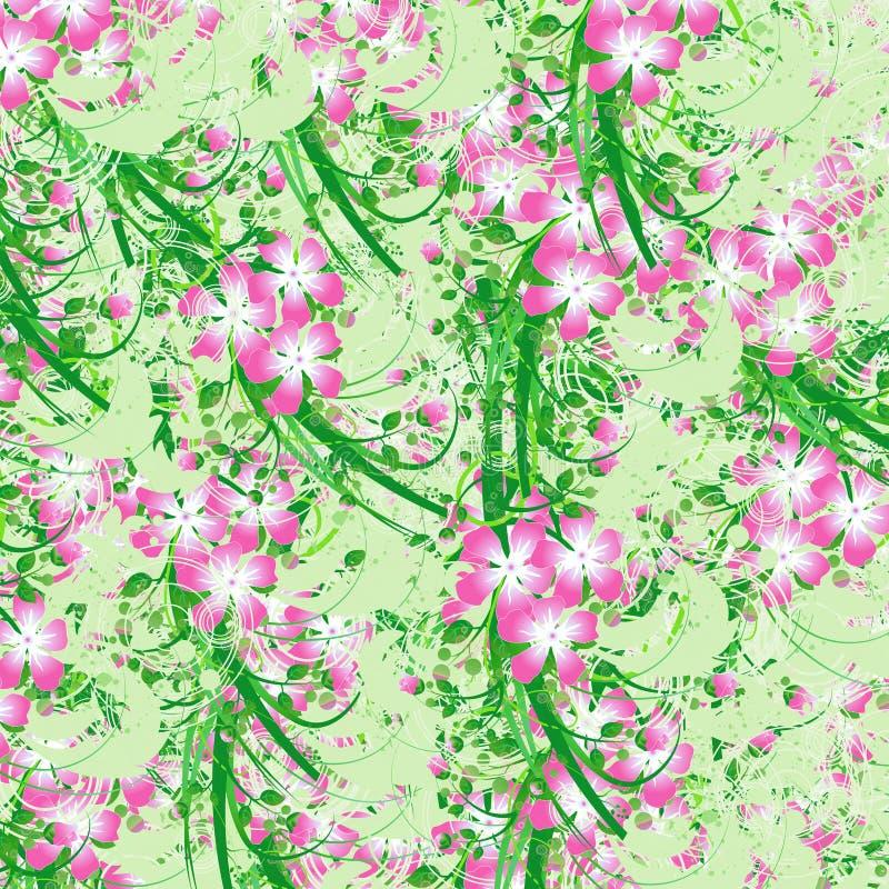 Download Bright flowers stock illustration. Illustration of computer - 13468295
