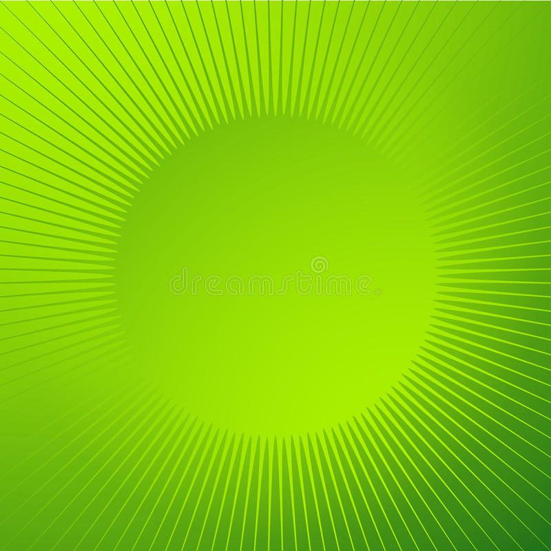 Bright glossy background with sparkle shape. Radial lines, starburst, sunburst circular lines vector illustration