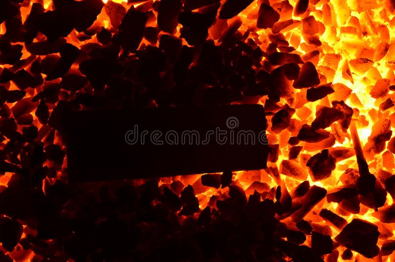 Bright graphic resource from the texture of burning coal. Bright graphic resource from the texture of burning coal anthracite stock images