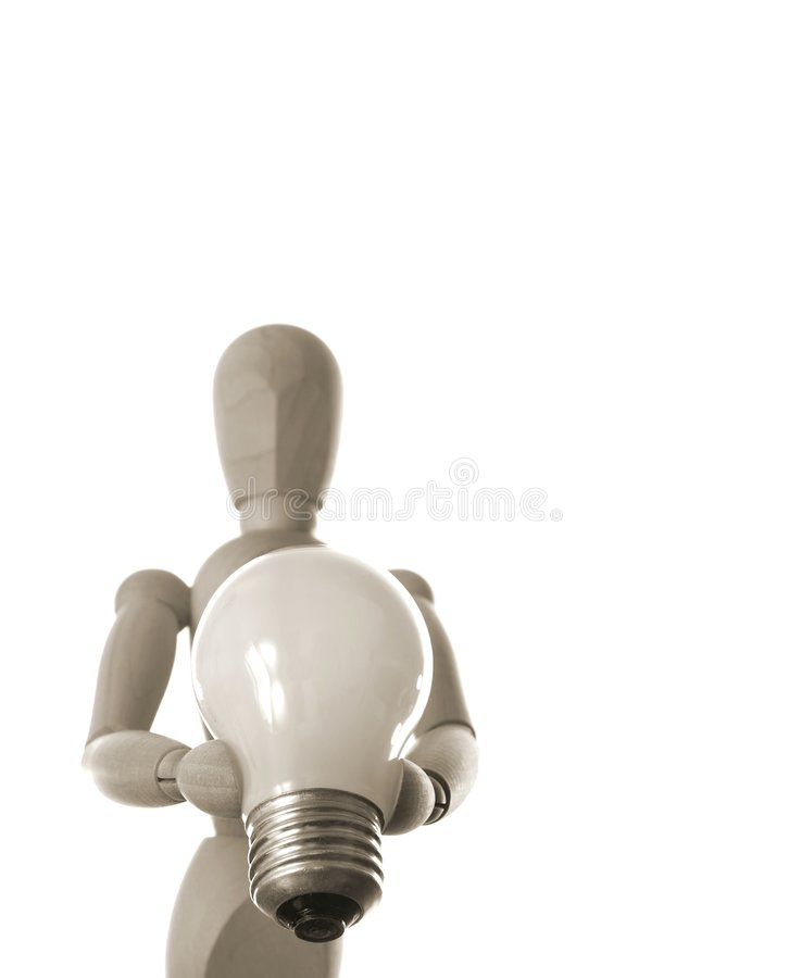 Free Bright Idea Royalty Free Stock Photos - 84348