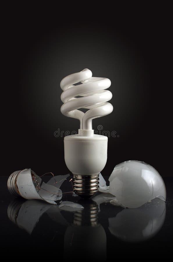 bright idea στοκ εικόνες