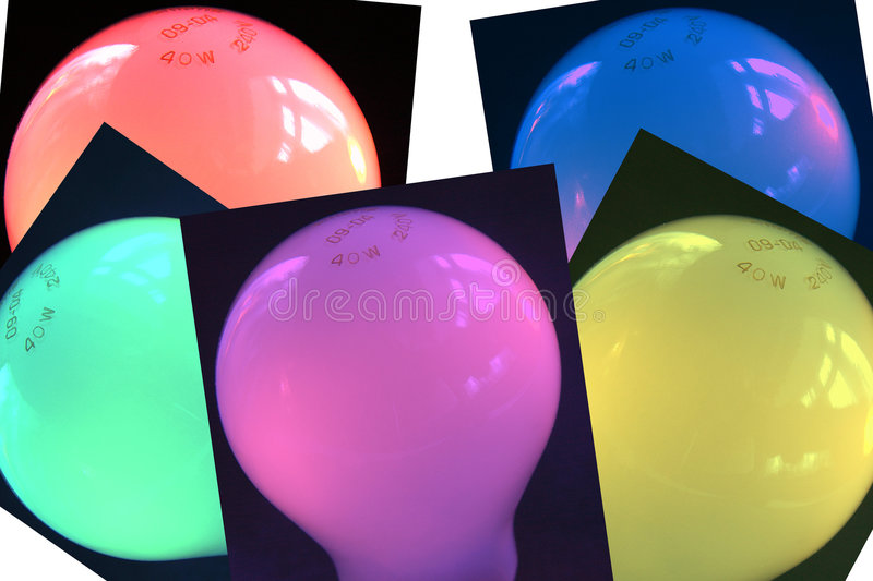 Download Bright Ideas Royalty Free Stock Photo - Image: 81035