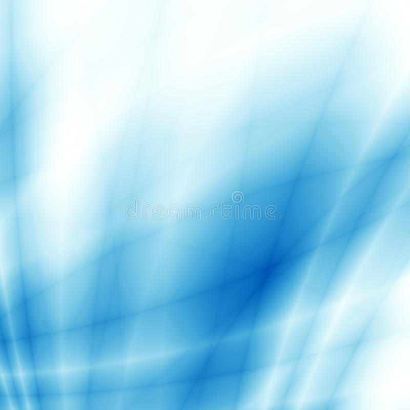 Bright light blue technology abstract headers background. Light blue line high tech abstract background stock illustration