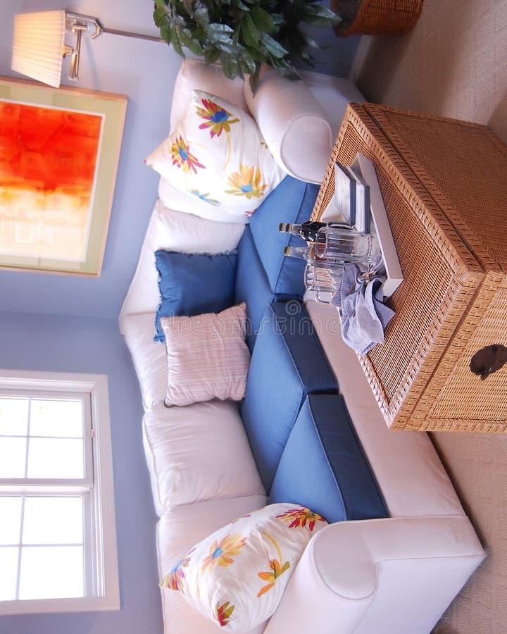 Bright Modern Fun Home Decor stock photos