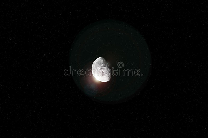 Download Bright Moon stock photo. Image of full, bright, dark - 26839696