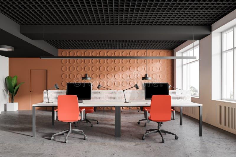 Office Space Interior Orange Stock Illustrations 1 325 Office Space Interior Orange Stock Illustrations Vectors Clipart Dreamstime