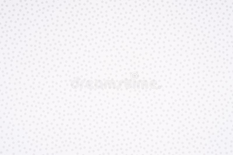 Bright paper with white spots and dots texture background.  royalty free stock images