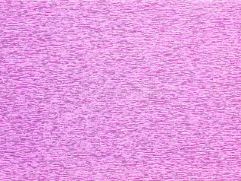 Bright pink crepe paper texture royalty free stock images