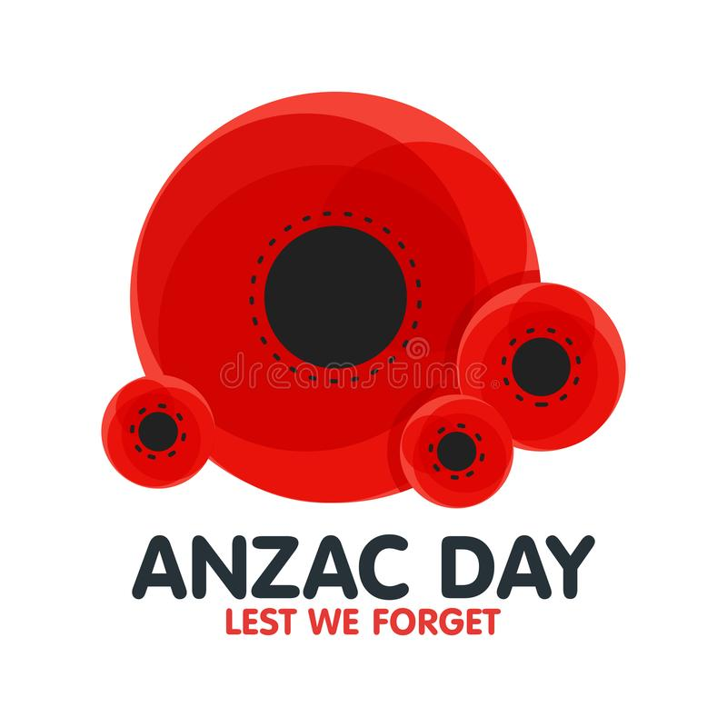 Bright poppy flower remembrance day symbol anzac day in australia download bright poppy flower remembrance day symbol anzac day in australia lest we forget mightylinksfo Images