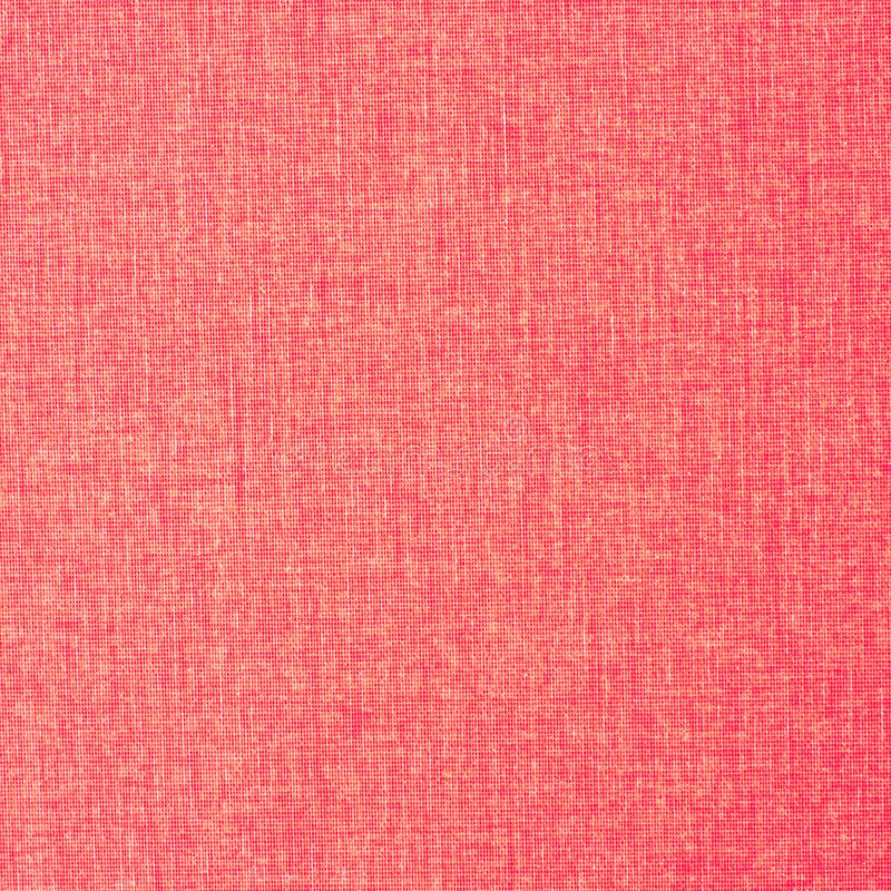 Bright Red Canvas Royalty Free Stock Photography