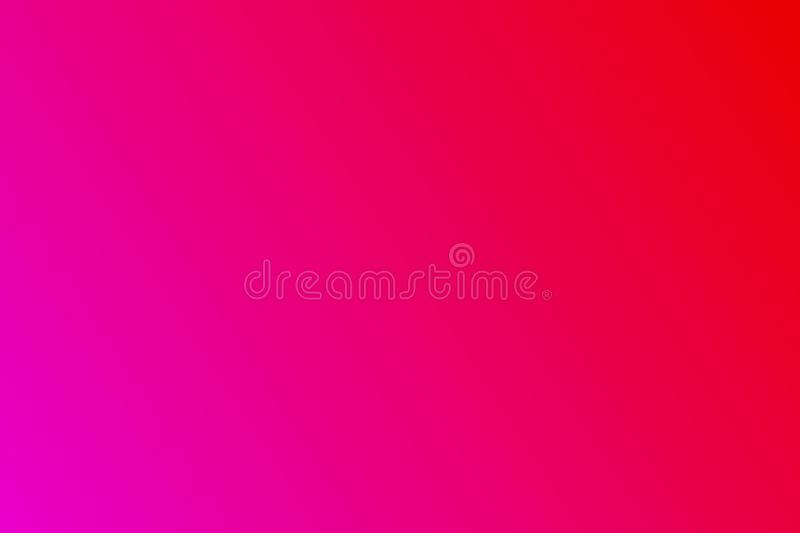 Bright red rose abstract background of blurry spots. royalty free illustration