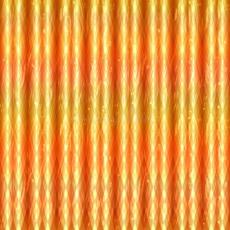 Bright rhombus seamless pattern
