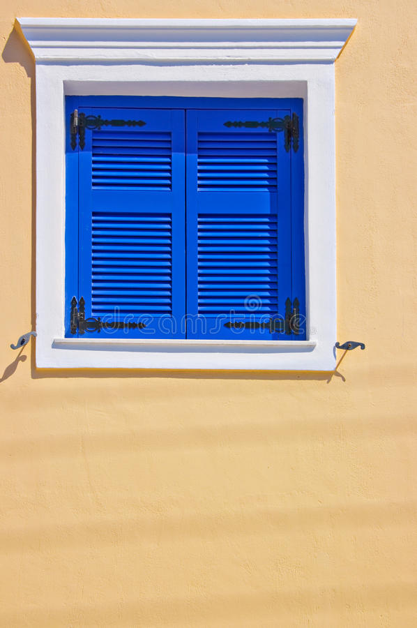 Download Bright shuttered window stock photo. Image of ornate - 19555308