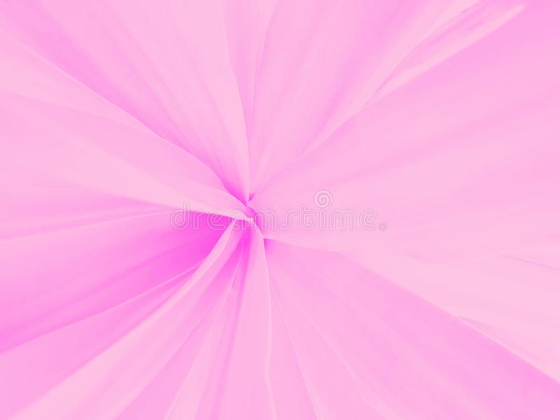Bright soft pink white abstract leaf background. stock illustration