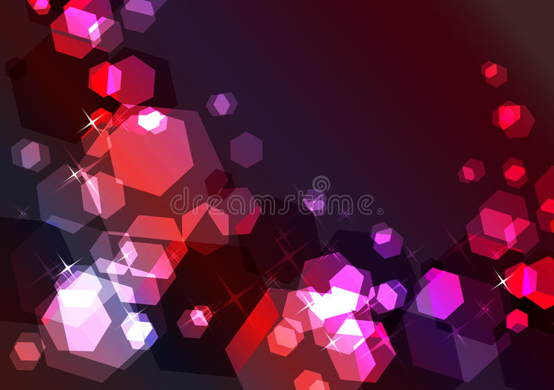 Bright Sparkling Festive Background Royalty Free Stock Photography