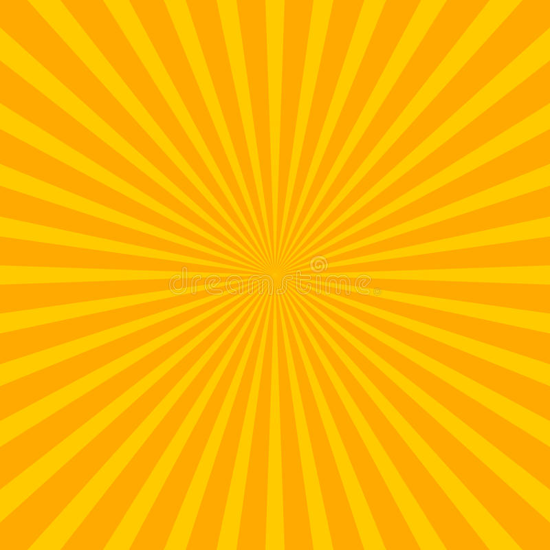 Free Bright Starburst Sunburst Background With Regular Radiating Li Stock Images - 81768164