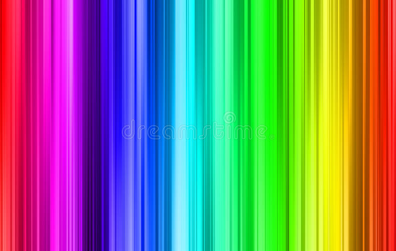 Bright stripes colorful pattern stock images