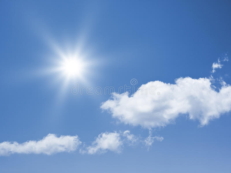 Download Bright sun stock photo. Image of beautiful, atmosphere - 19577400