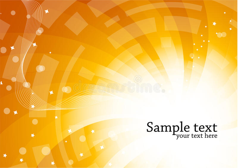 Bright tech background vector illustration
