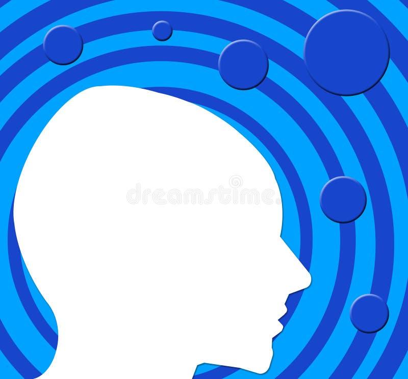 Bright Thinking Royalty Free Stock Image