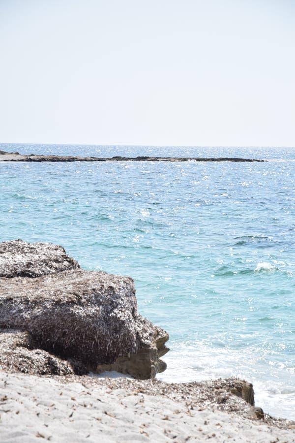 Bright water stock photo