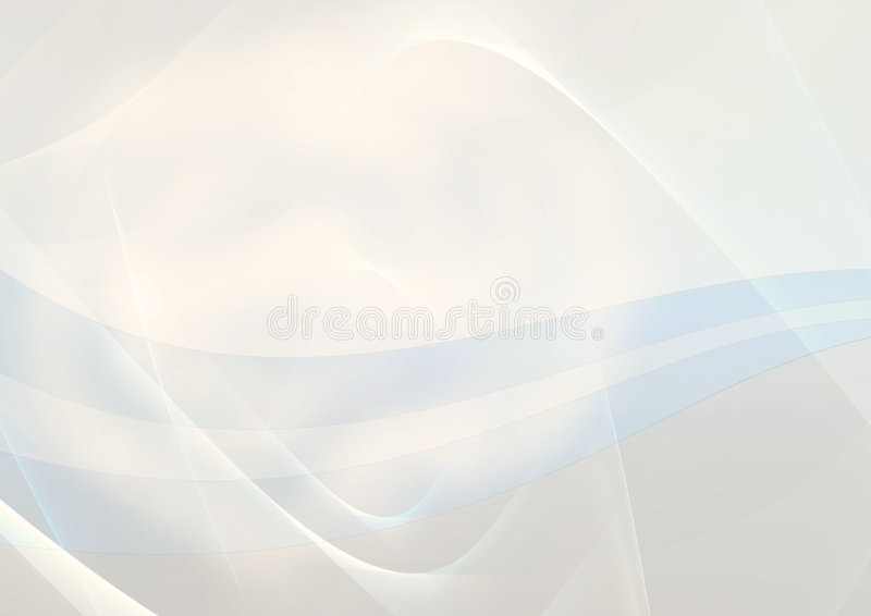 Bright White Background royalty free illustration