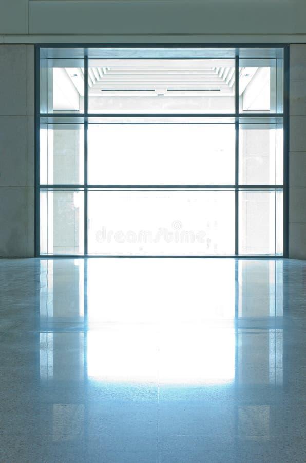 Bright window stock photos