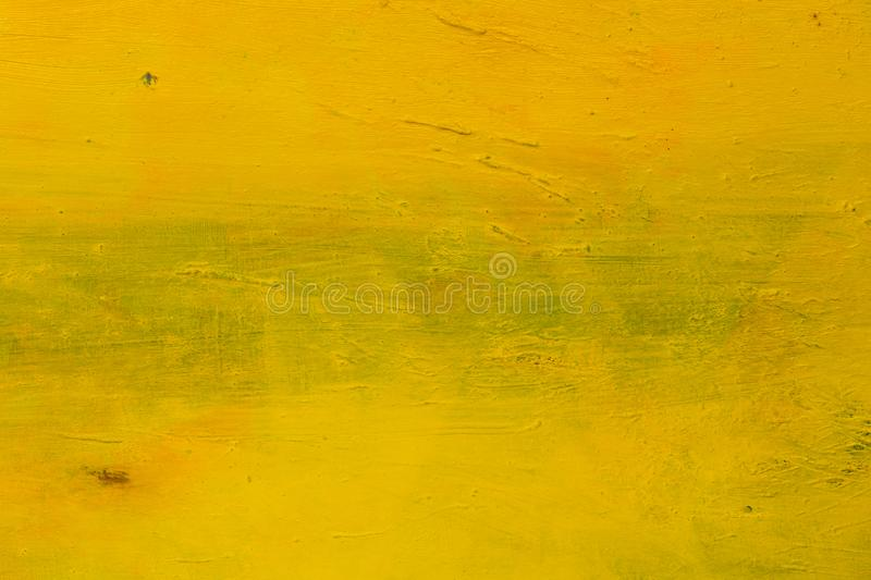 Yellow grunge watercolor background. High resolution photo. royalty free stock photo