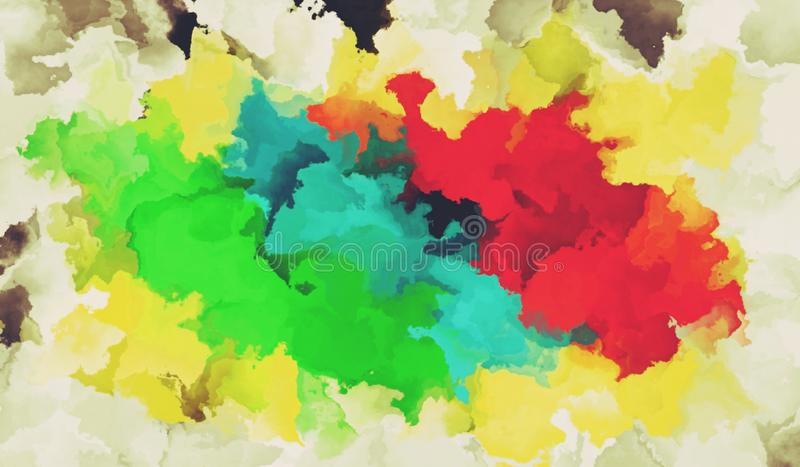 Bright yellow red green colors suitable for abstract themed backgrounds. Bright yellow red green colors suitable abstract themed backgrounds royalty free stock photography