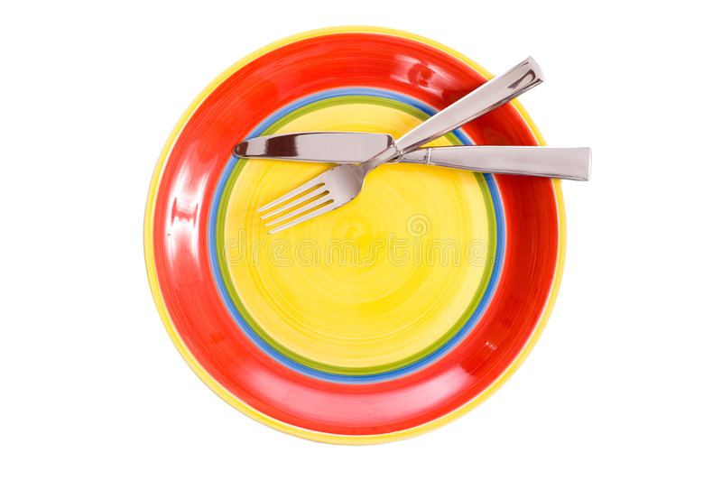 Download Brightly Colored Dinnerware Stock Photo - Image of colour backgrounds 5769628  sc 1 st  Dreamstime.com & Brightly Colored Dinnerware Stock Photo - Image of colour ...