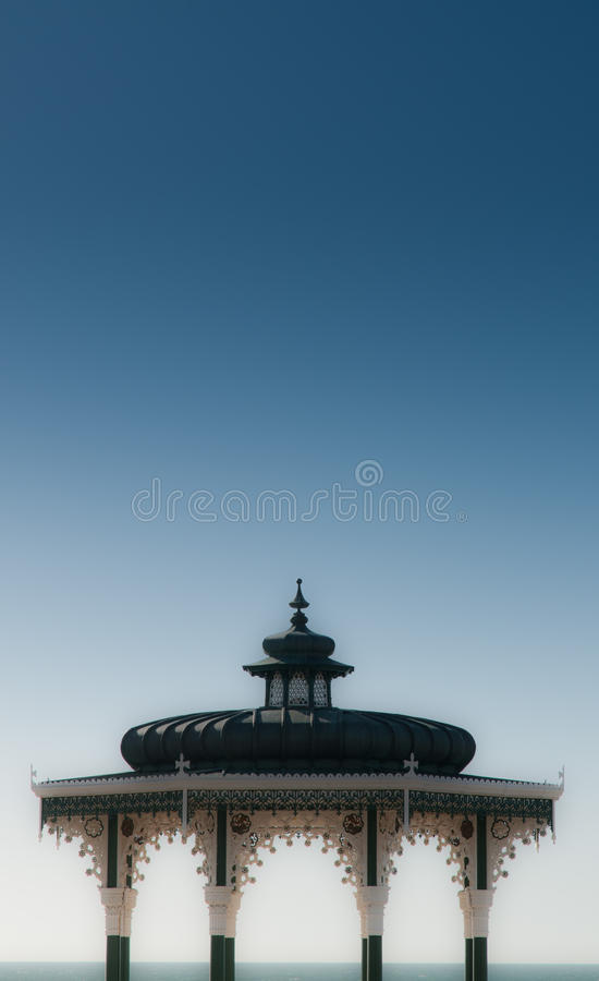 Brighton Bandstand zdjęcia royalty free