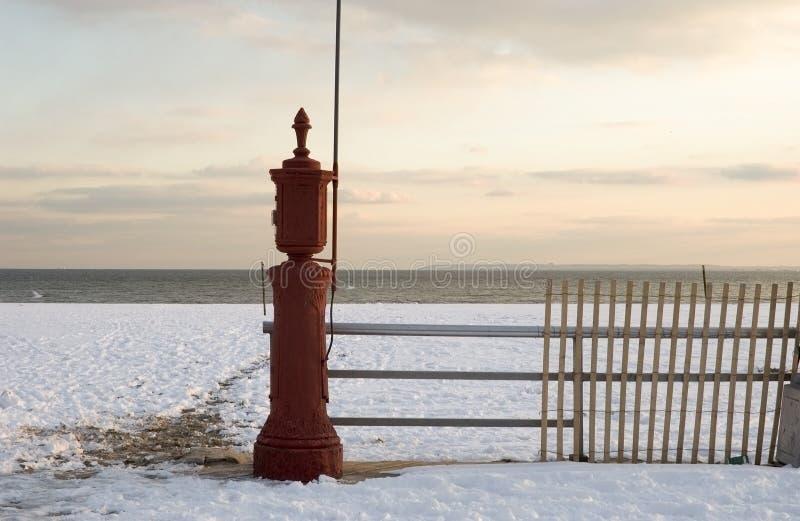 Brighton beach stock images