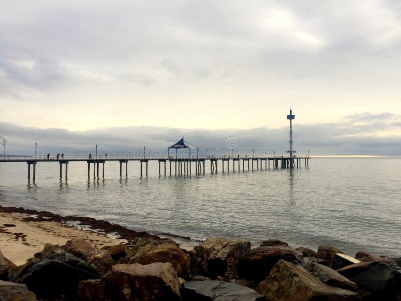 Brighton Beach imágenes de archivo libres de regalías
