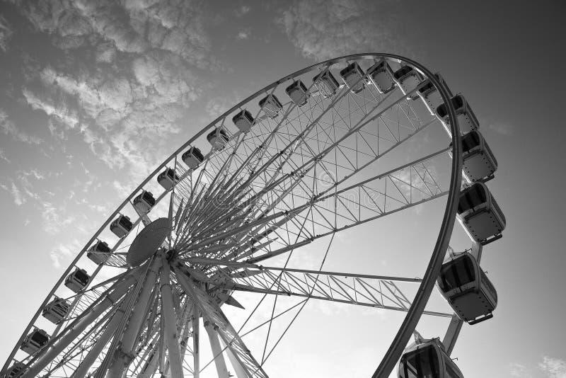 Brighton Big Wheel stock foto's
