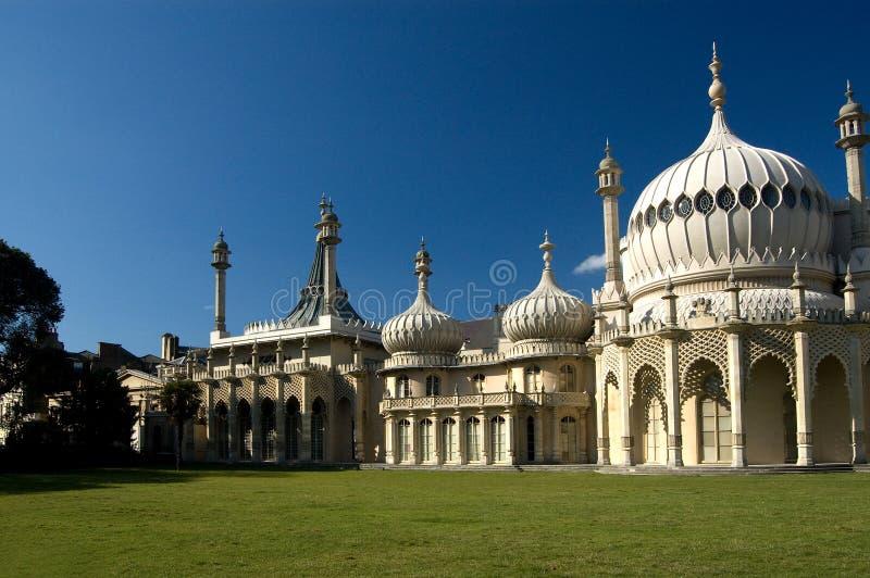 Brighton der königliche Pavillion stockfoto