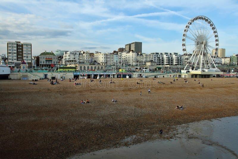 Brighton du pilier photo stock