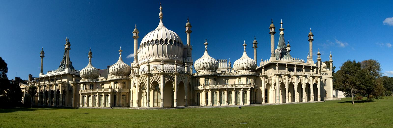 Brighton het Koninklijke Paviljoen stock afbeelding
