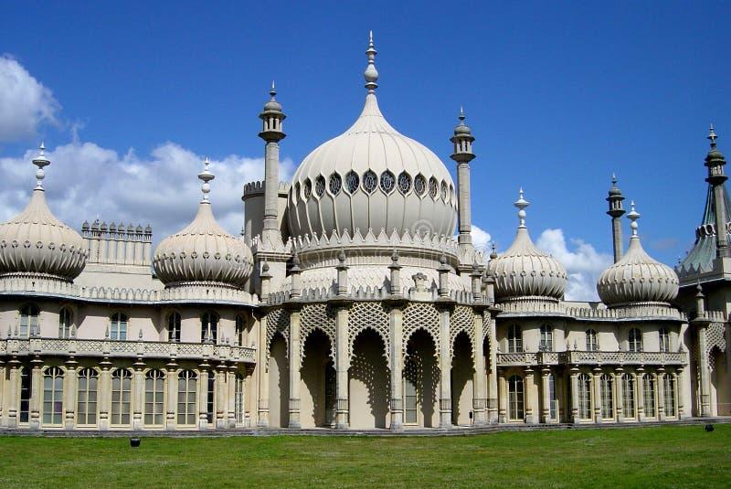 Brighton-königlicher Pavillion stockbilder