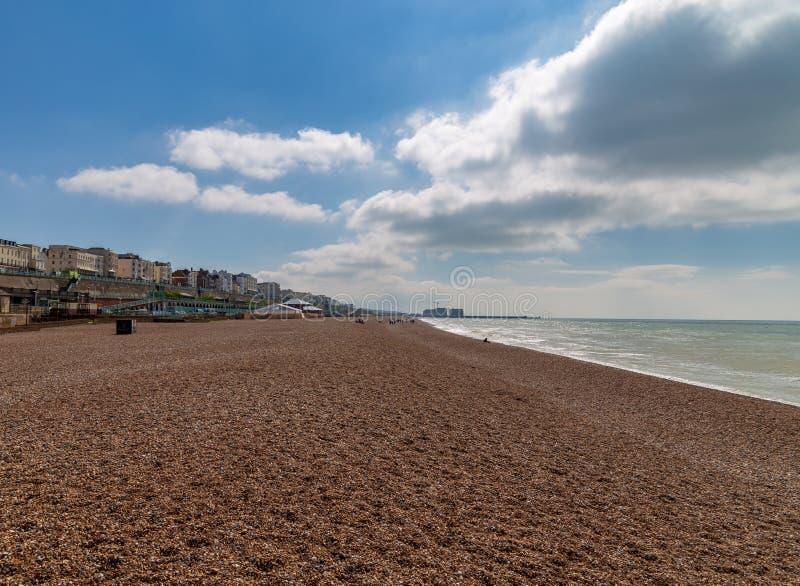 Brighton, le Sussex est, R-U photo libre de droits