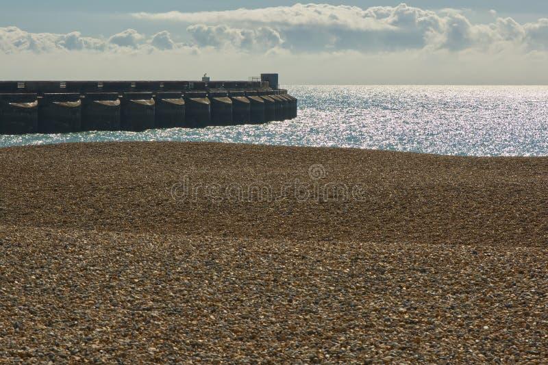 Brighton Marina, Sussex, Inglaterra imagenes de archivo