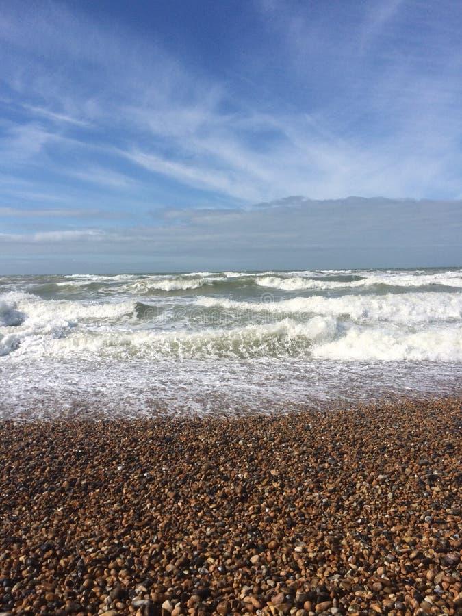 Brighton och hivat royaltyfria foton