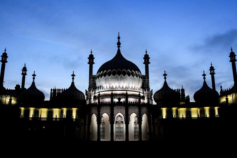Brighton Pavilion lizenzfreie stockbilder
